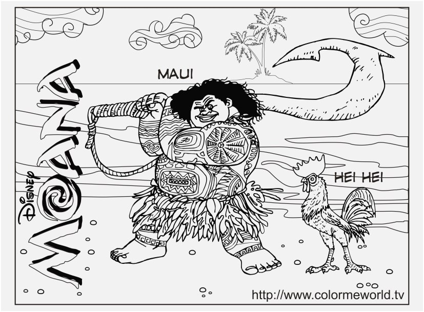 moana coloring pages printable stock moana coloring pages