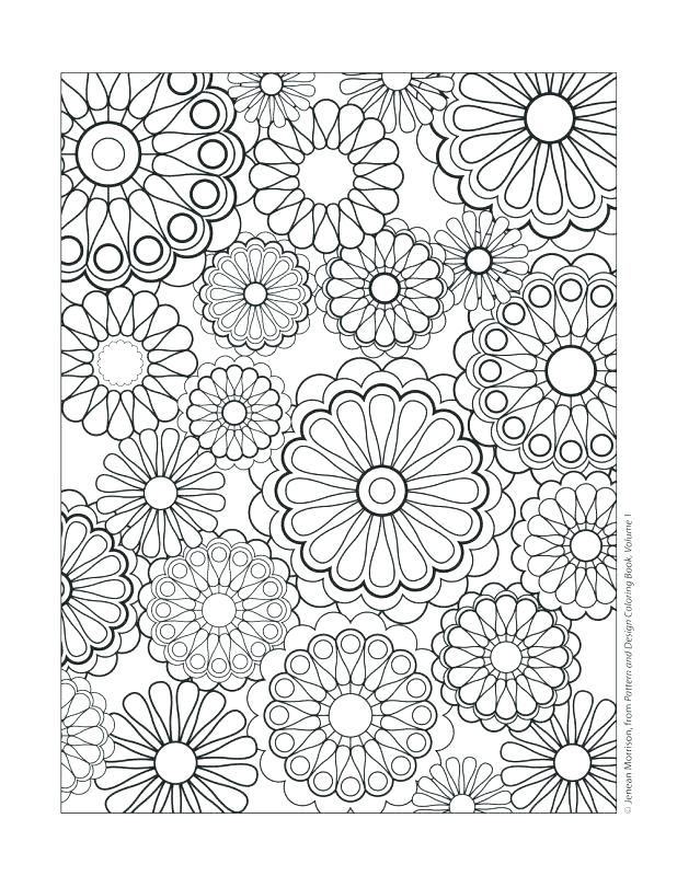 mosaic coloring pages at getdrawings free for personal
