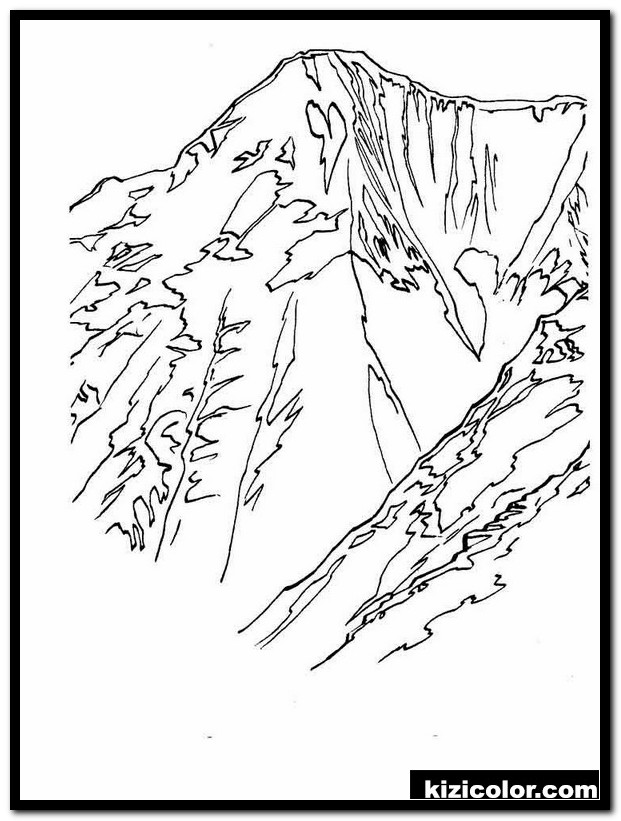 mountain coloring pages 31 kizi free coloring pages for