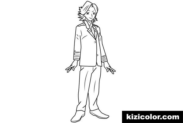 my hero academia yuuga aoyama kizi free coloring pages
