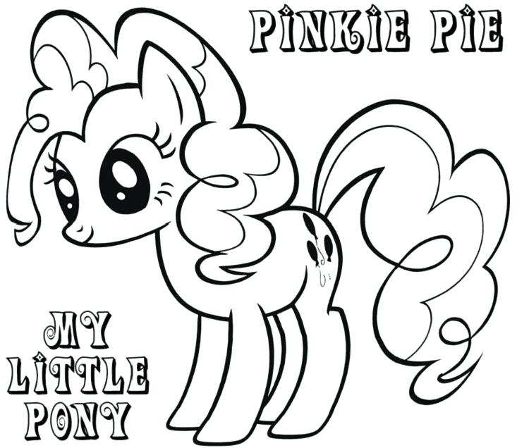 my little pony coloring pages pinkie pie nanquclub