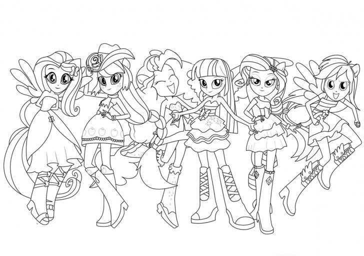 my little pony equestria girl coloring pages uwcoalition