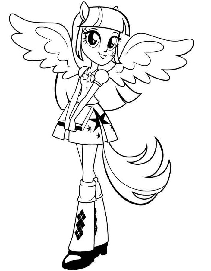 my little pony equestria girls coloring pages kaigobank