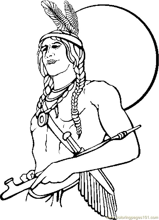 native american coloring pages printable timeless miracle