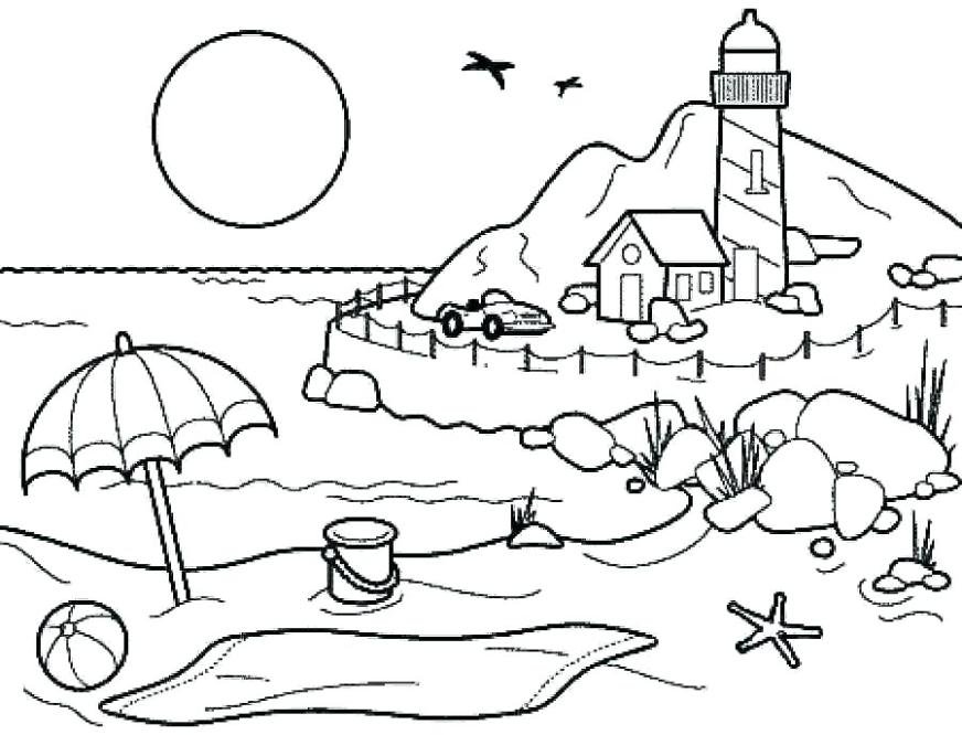 nature coloring pages preschool sheets wircoclub