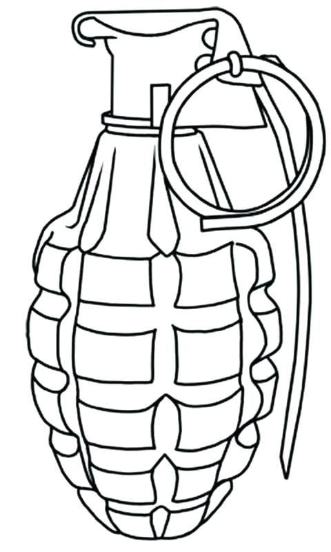 nerf gun coloring pages colouring drawing desizoneclub