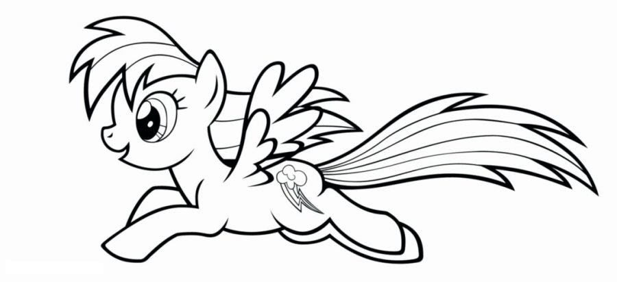 new coloring pages my little pony book for adults