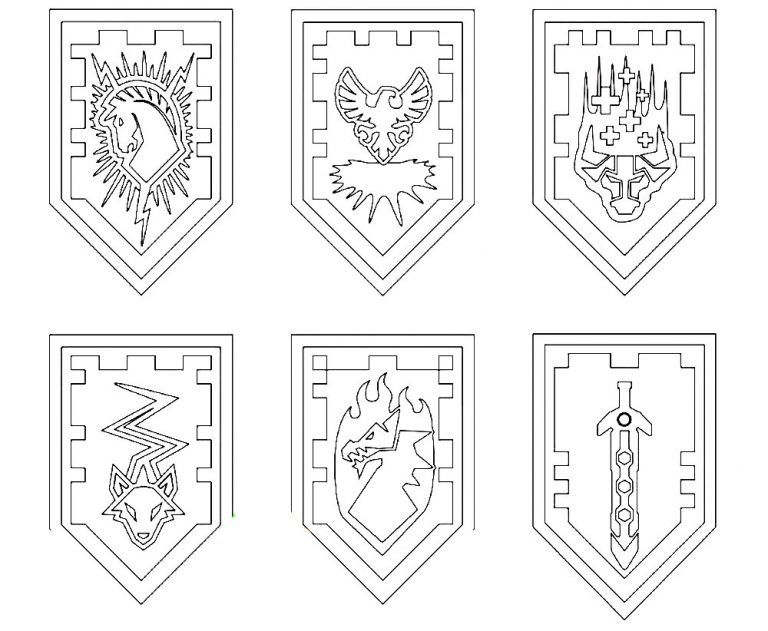 nexo knights coloring pages lego nexo knights macy 1