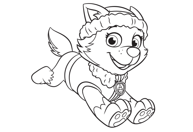 nick jr coloring and other paw patrol printables paw