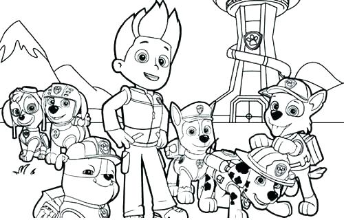 nick jr coloring pages to print pusat hobi