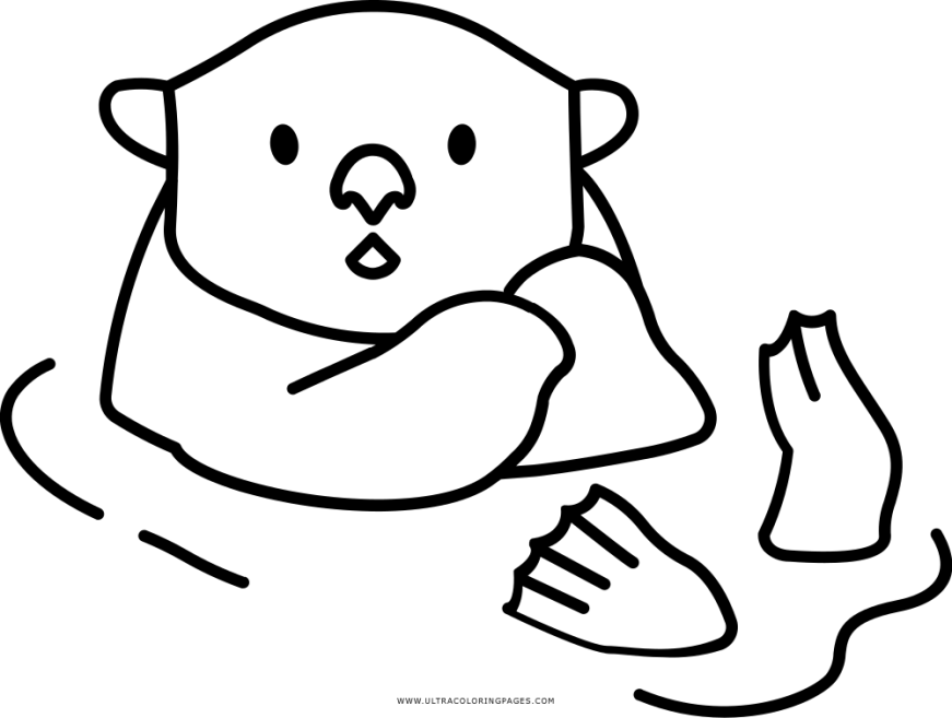 otter ausmalbilder ultra coloring pages