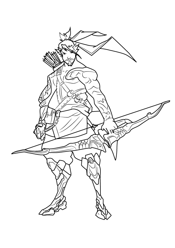 overwatch coloring pages drawings coloring pages overwatch