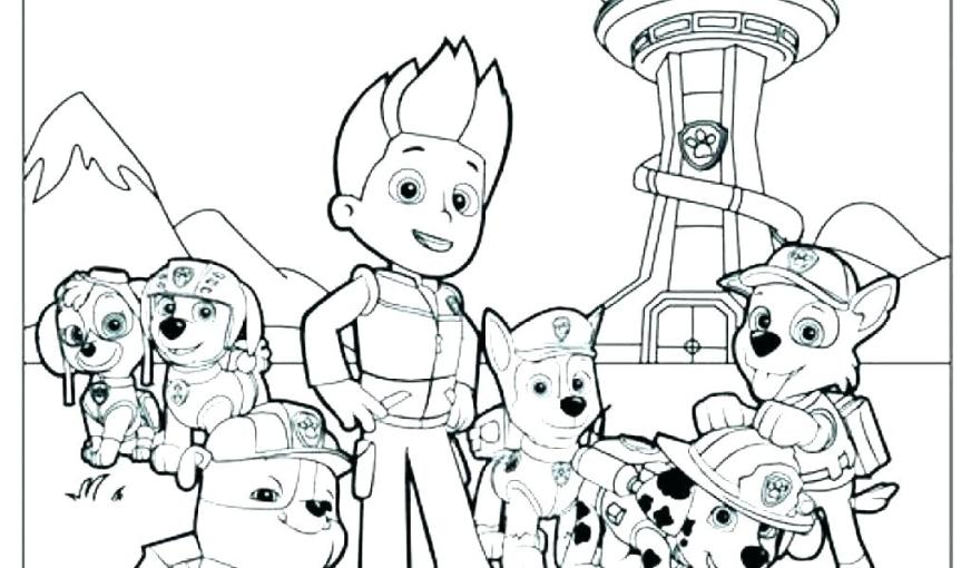 paw patrol coloring pages to print africaecommerceco