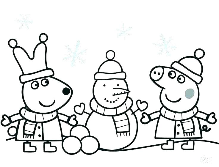 peppa pig printable coloring pages pig coloring pages pig