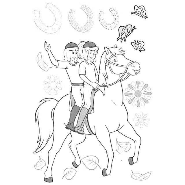 pferde zum ausmalen 01 adult coloring pages horses of