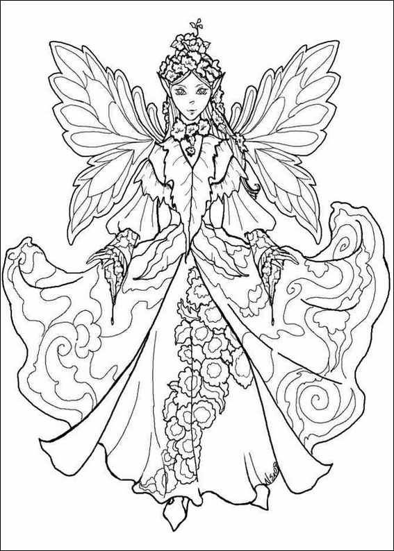 pin erin ylvisaker on coloring for grown ups fairy