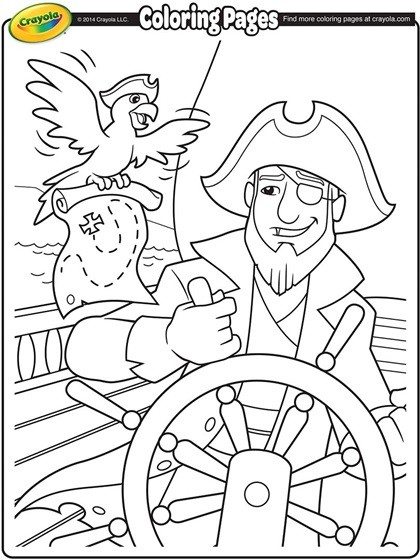 pirate coloring pages uwcoalition