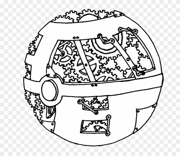 pokeball coloring pages