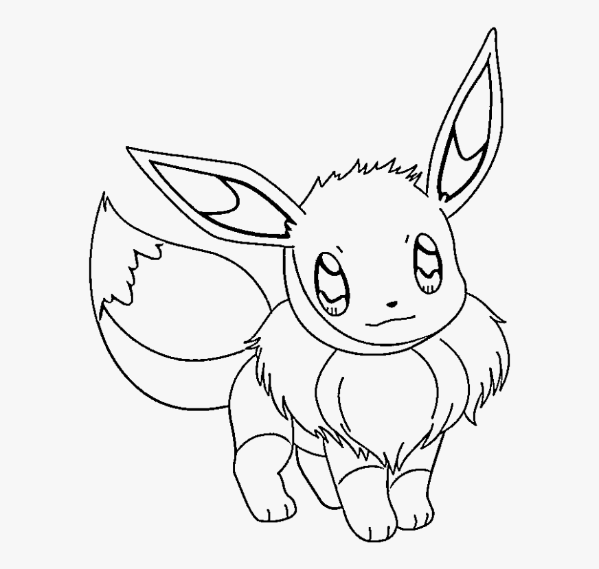 pokemon eevee coloring pages evie coloring pages pokemon