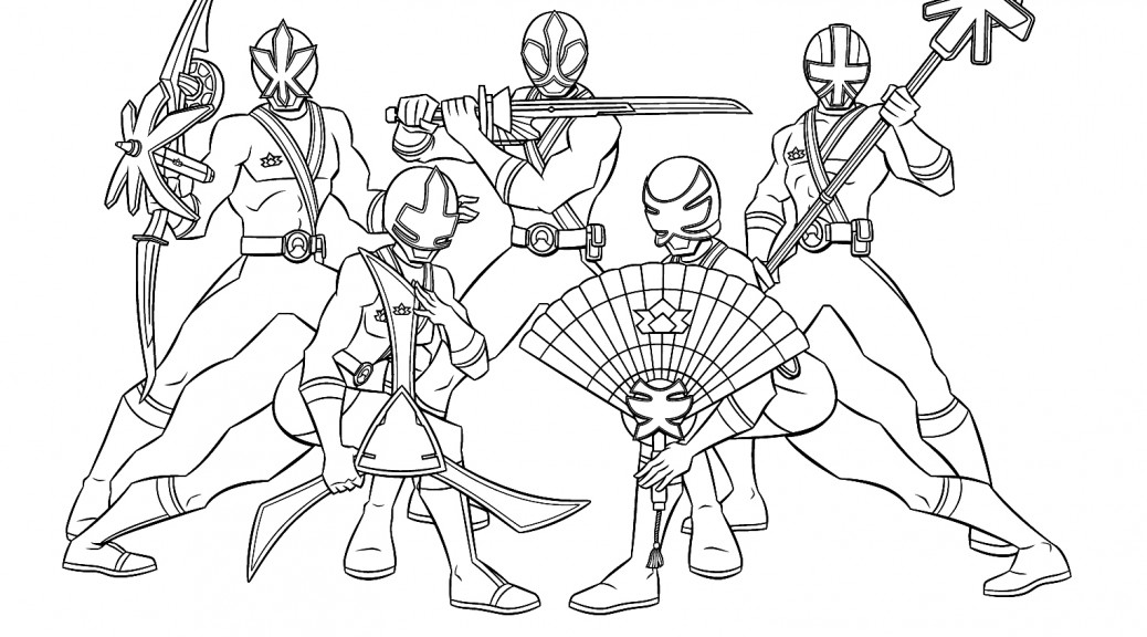 power rangers coloring pages 360coloringpages