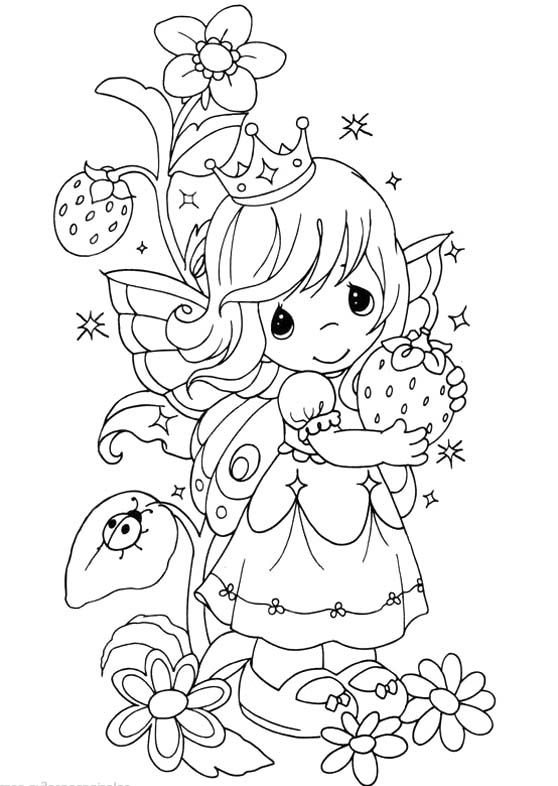 precious moments princess coloring pages paper projects