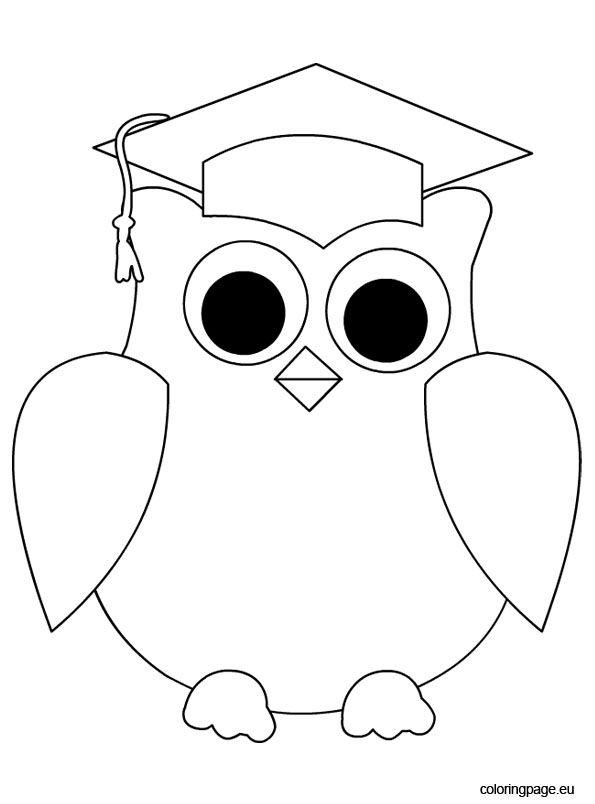 preschool graduation coloring page clip art library