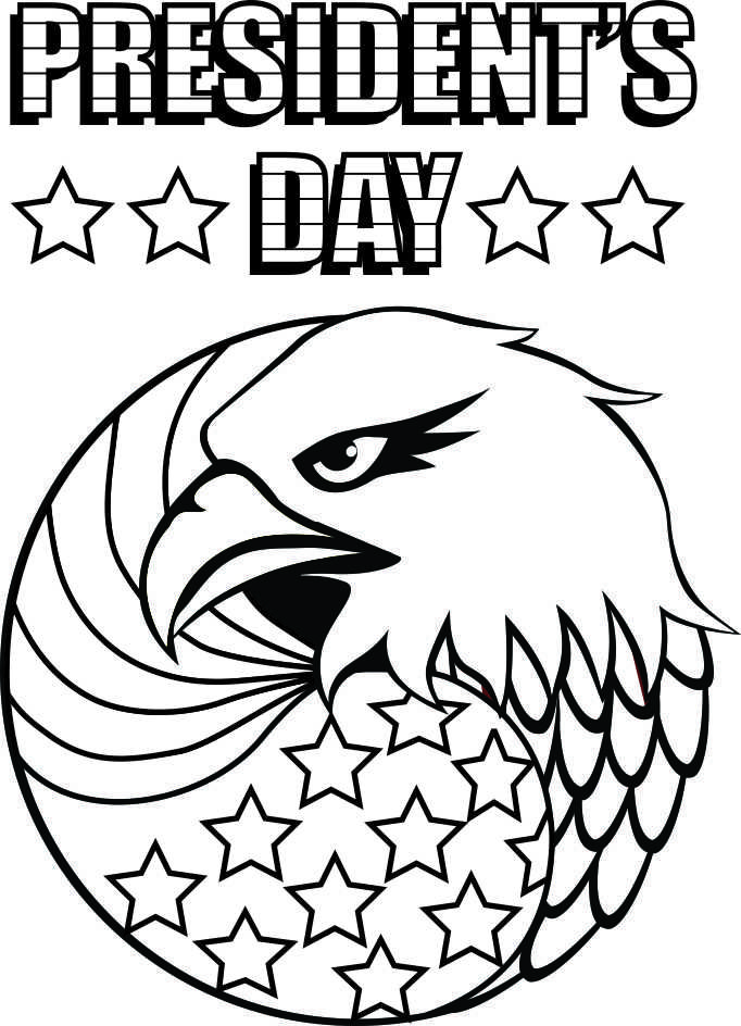 presidents day coloring page presidents day coloring
