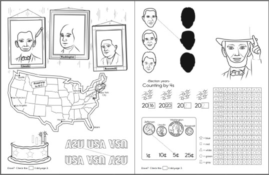 presidents day coloring pages worksheets lessons and