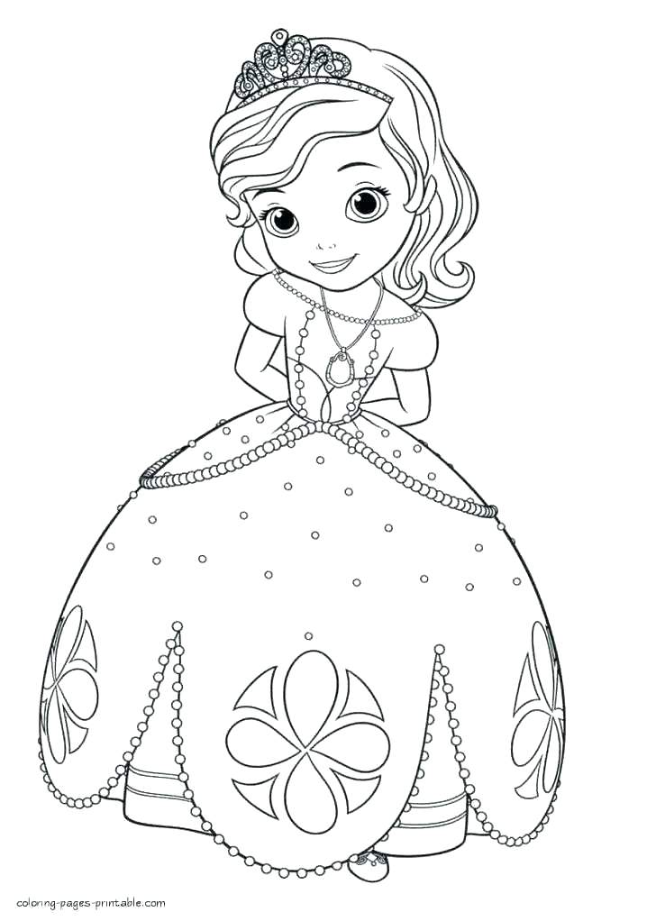 princess coloring pages to print siirthaber