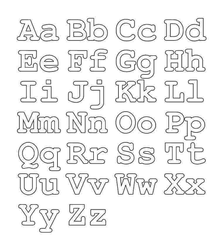 printable abc coloring sheets free printable alphabet