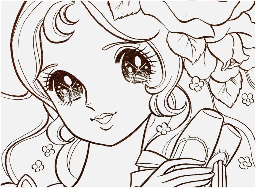 printable anime coloring pages view manga coloring pages