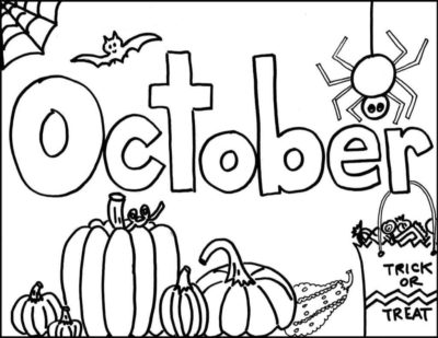 printable coloring pages for each month the empowered provider