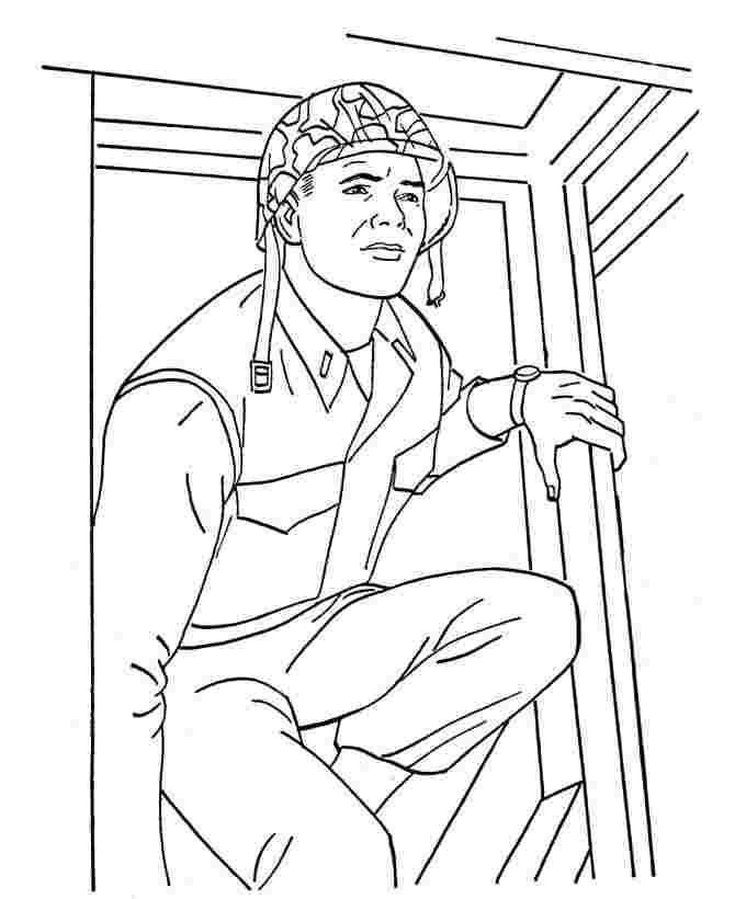 printable coloring pages for military military printables to