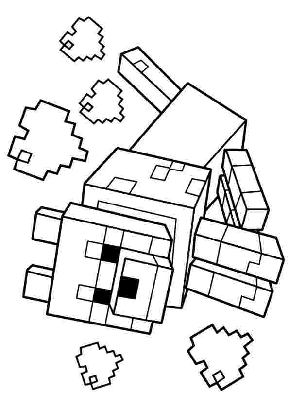 Coloring Pages Minecraft Gallery Free To Print - Whitesbelfast.com