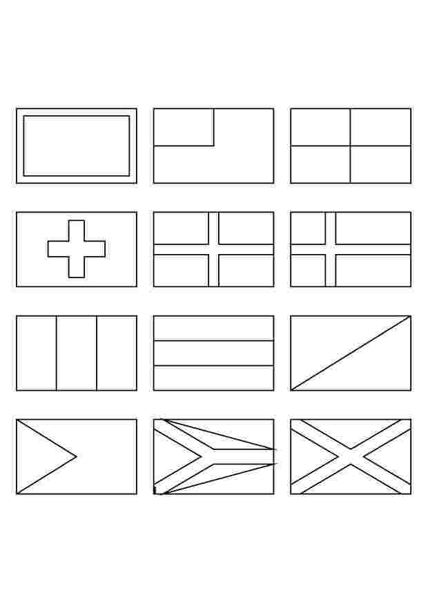 printable flags coloring pages american flag coloring pages