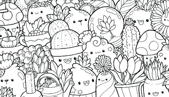 printable kawaii coloring pages that are striking chavez blog