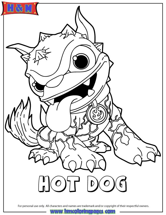 printable skylander coloring pages free printable skylanders