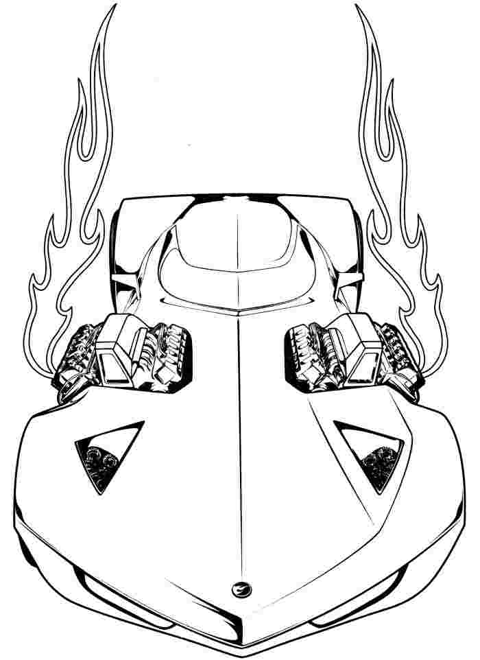 Race Car Coloring Pages Ideas - Whitesbelfast