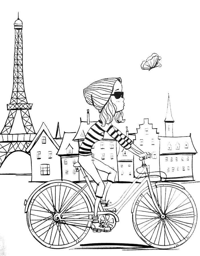 revista vida simples colorir adult coloring pages paris