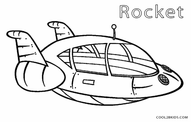 rocket coloring pages for kids clip art clipart coloring