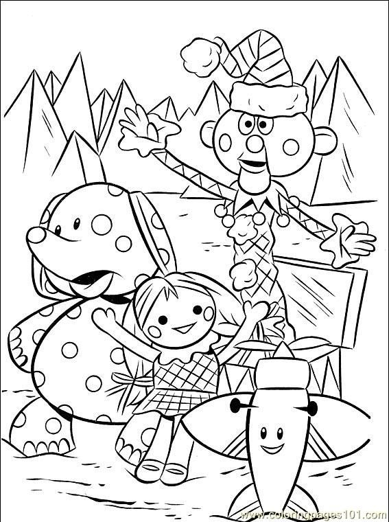 rudolph red nosed reindeer coloring pages collection fun