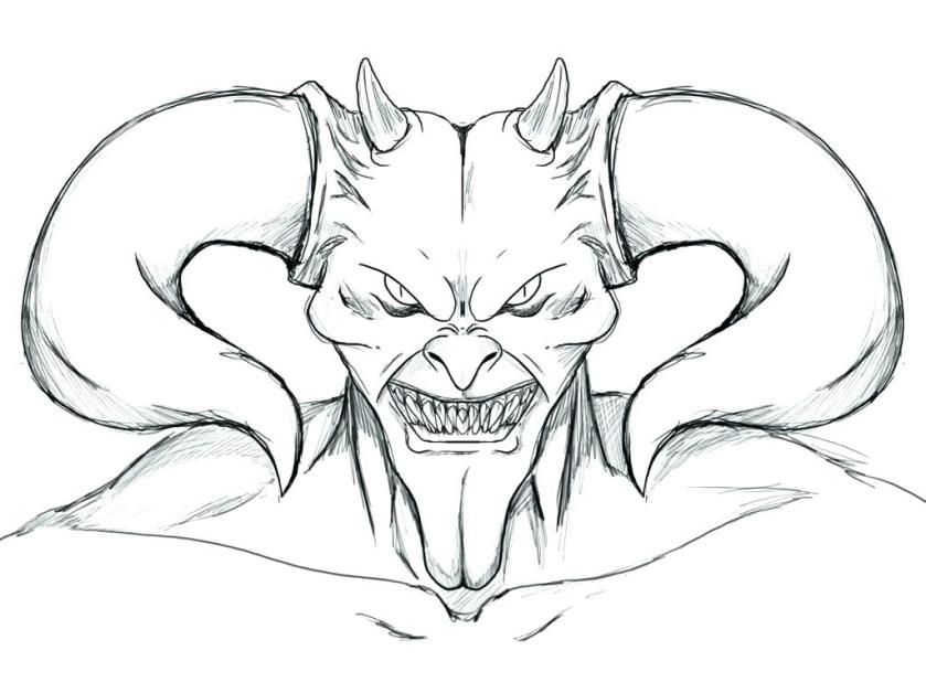 scary dragon coloring pages at getdrawings free for