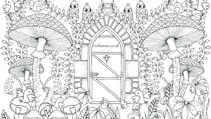 secret garden coloring book dopravnisystem
