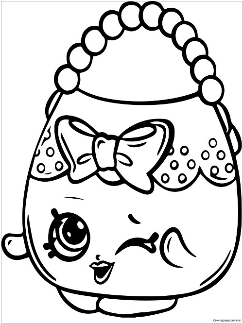 shopkins coloring pages coloringpagesonly fan art comics
