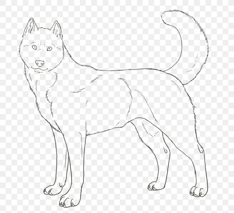 siberian husky puppy colouring pages coloring book png