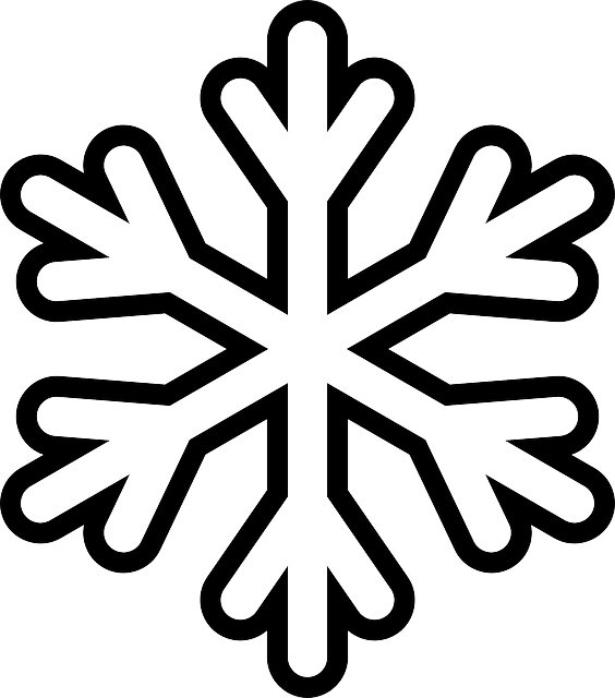 snowflake colouring pages snowflake coloring pages simple