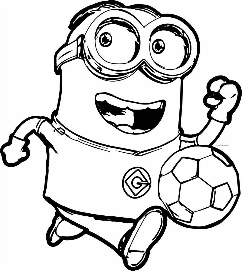 soccer coloring pictures mimarathi