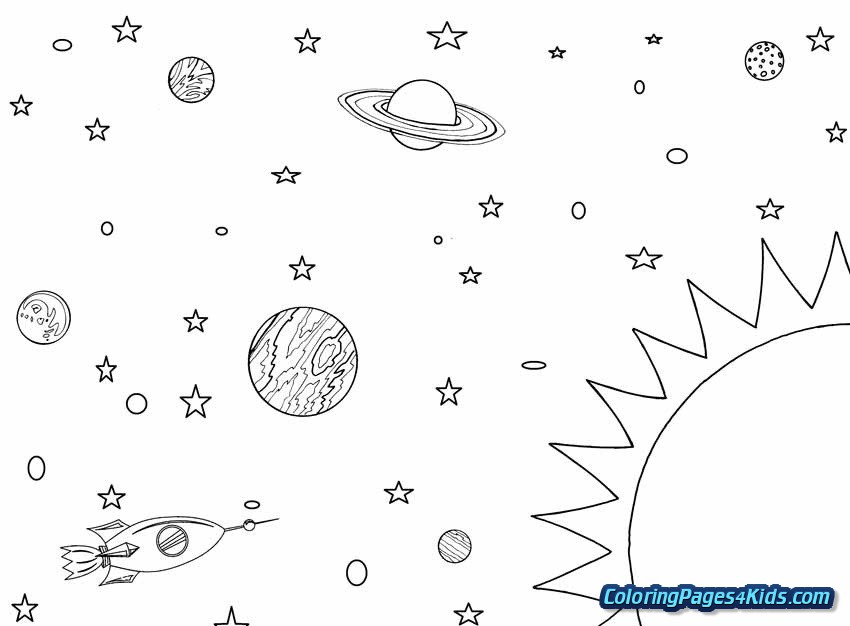 solar system coloring pages free printable coloring pages