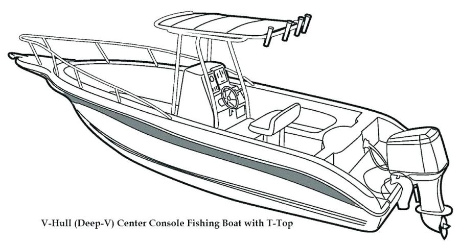 speed boat coloring pages at getdrawings free for