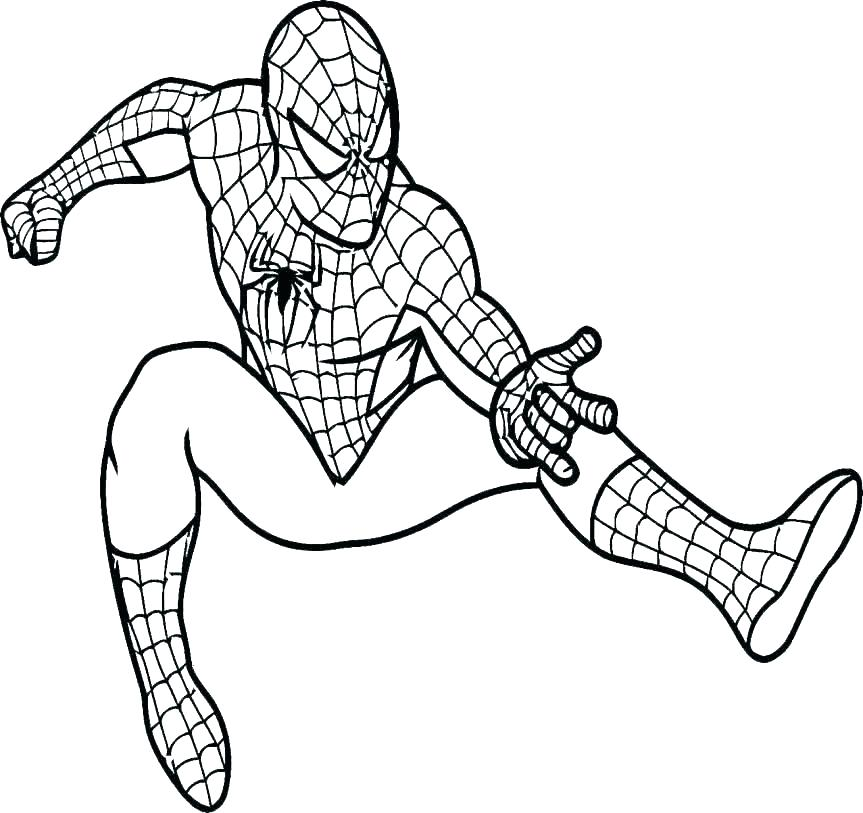 spiderman coloring page colouring pages lego games huikaclub